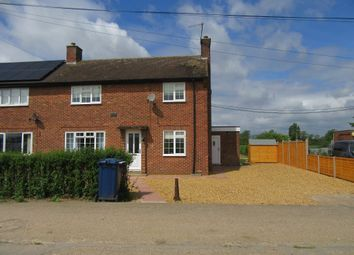 Thumbnail 3 bedroom property to rent in Huntingdon Road, Lolworth, Cambridge