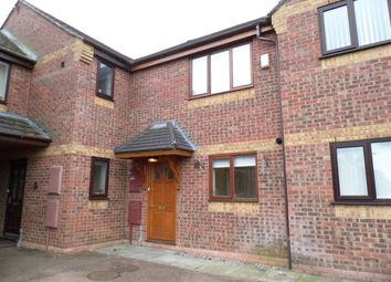 Thumbnail 2 bed town house to rent in Mayfield Mews, Crewe
