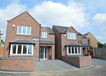 Thumbnail 3 bed detached house for sale in Stock Well Close, Keyworth, Nottingham