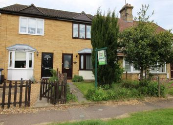 Thumbnail 2 bed semi-detached house for sale in Sapley Road, Hartford, Huntingdon