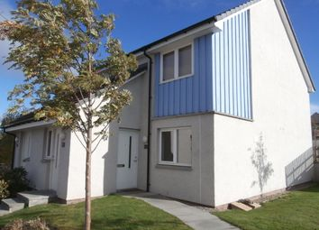 Thumbnail 1 bed flat to rent in Knocknagael, Inverness
