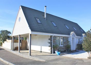 Thumbnail 3 bed semi-detached house for sale in Trehannick Close, St. Teath, Bodmin