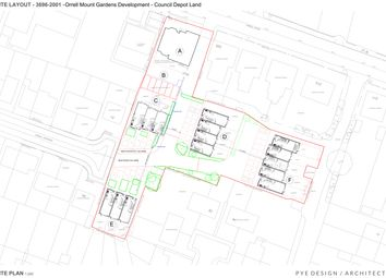 Thumbnail Land for sale in Orrell, Wigan
