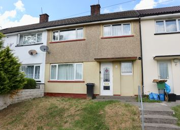 Thumbnail 3 bed terraced house for sale in Elm Grove, Gurnos, Merthyr Tydfil