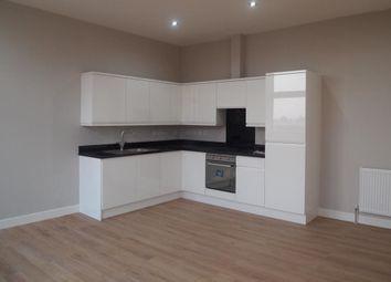 Thumbnail 3 bedroom flat to rent in Queen Street, Wellingborough