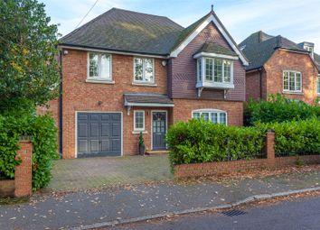 Thumbnail 5 bed detached house for sale in Westcar Lane, Hersham, Walton-On-Thames