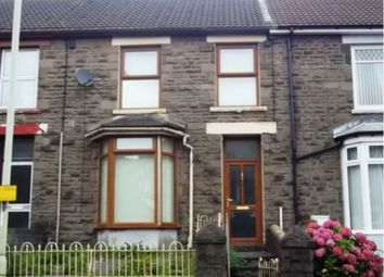 Thumbnail 3 bed terraced house to rent in Ynyswen Road, Treorchy