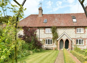 Thumbnail 3 bed terraced house for sale in Woodland Cottages, Woodlands, Bramdean, Alresford