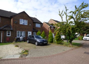 Thumbnail 2 bed terraced house to rent in Dunsford Close, Swindon