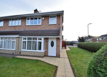 Thumbnail 3 bed semi-detached house for sale in Topcliffe Road, Thornaby, Stockton-On-Tees
