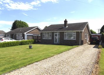 Thumbnail 3 bed detached bungalow for sale in South Road, Sutton On Sea, Lincs.
