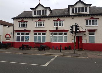 Thumbnail Pub/bar for sale in Ashley Terrace, Carlton Road, Worksop