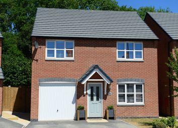 Thumbnail 4 bed detached house for sale in Papplewick Lane, Linby