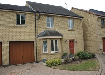 Thumbnail 4 bed town house to rent in Normangate, Ailsworth, Peterborough