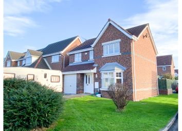 Thumbnail 4 bed detached house for sale in Segedunum Crescent, Wallsend