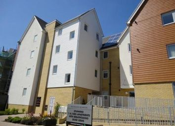 Thumbnail 2 bed flat to rent in The Causeway, St Mary`S Island, Chatham, Kent