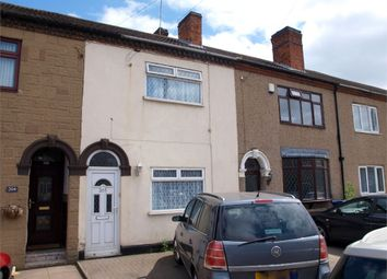 Thumbnail 3 bed terraced house for sale in Derby Road, Burton-On-Trent, Staffordshire