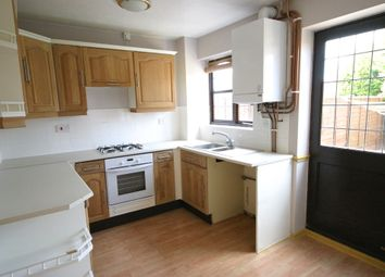 Thumbnail 3 bed terraced house to rent in Cedar Road, Castle Gresley, Swadlincote