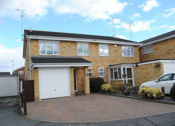 Thumbnail 4 bed semi-detached house for sale in Rowan Walk, Eastwood, Leigh-On-Sea