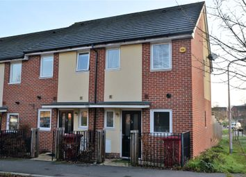 Thumbnail 2 bed end terrace house to rent in Tay Road, Tilehurst, Reading, Berkshire