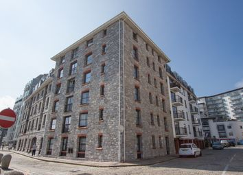 Thumbnail 3 bedroom flat for sale in Hawkers Avenue, Plymouth