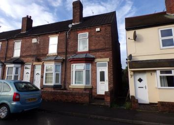 Thumbnail 2 bed terraced house for sale in Fisher Street, Willenhall, West Midlands