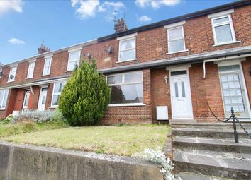 Thumbnail 3 bedroom terraced house for sale in Wherstead Road, Ipswich