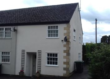 Thumbnail 2 bed end terrace house to rent in Victoria Yard, Oundle, Cambridgeshire