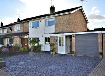 Thumbnail 2 bed semi-detached house for sale in Parkfield Road, Ryhall, Stamford