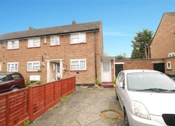 Thumbnail 2 bed maisonette for sale in Swanfield Road, Waltham Cross, Hertfordshire