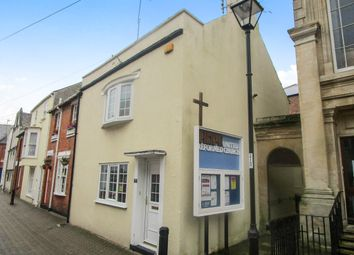 Thumbnail 3 bed end terrace house for sale in Trinity Street, Weymouth