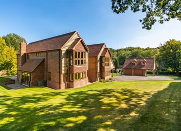 Church Lane, Awbridge, Romsey SO51. 5 bed detached house for sale