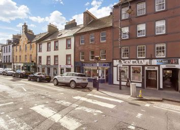 Thumbnail 3 bed flat for sale in 74C, High Street, Dunbar