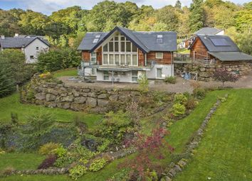 Thumbnail 5 bed detached house for sale in Croftcroy, Croftinloan, Pitlochry