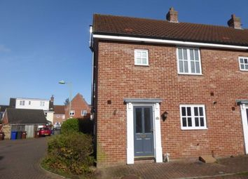 Thumbnail 3 bedroom property to rent in Daisy Avenue, Bury St. Edmunds