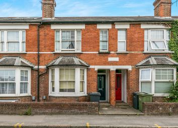 Thumbnail 3 bed terraced house to rent in Stoke Road, Guildford