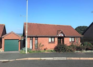 Thumbnail 2 bed detached bungalow for sale in Heather Close, Honiton
