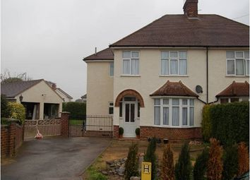 Thumbnail 4 bed semi-detached house for sale in Highfield Road, Kempston