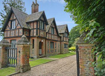 Thumbnail 4 bed detached house for sale in Bedlars Green, Great Hallingbury, Bishop's Stortford