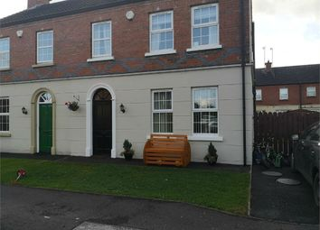 Thumbnail 3 bed semi-detached house for sale in Millrace Drive, Moneymore, Magherafelt, County Londonderry