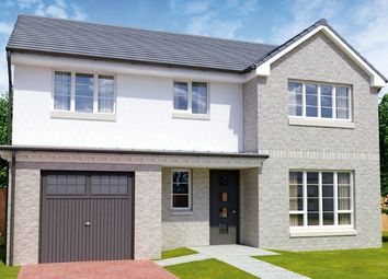 """Thumbnail 4 bedroom detached house for sale in """"The Dochart"""" at Dunrobin Road, Airdrie"""