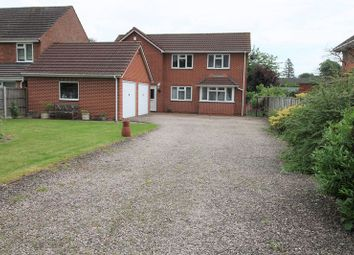 Thumbnail 4 bed detached house for sale in Barnwood Avenue, Barnwood, Gloucester