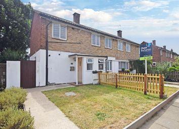 Thumbnail 2 bed flat for sale in Glebe Way, Hanworth, Feltham