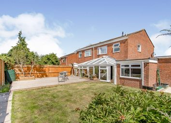 Thumbnail 3 bed semi-detached house for sale in Pains Way, Amesbury, Salisbury