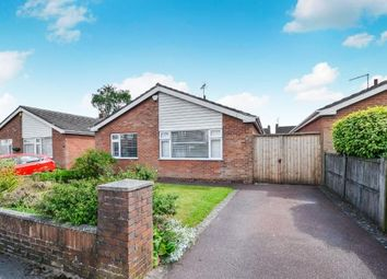 Thumbnail 2 bedroom bungalow for sale in Tideswell Close, Ravenshead, Nottingham, Nottinghamshire