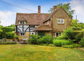 Thumbnail 2 bed detached house for sale in Plough Lane, Ewhurst, Cranleigh