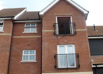 Thumbnail 1 bed flat to rent in Kittiwake Court, Stowmarket