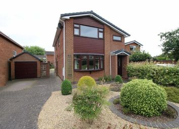 Thumbnail 4 bed detached house for sale in Long Croft, Aston On Trent, Derbyshire