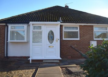 Thumbnail 2 bed semi-detached bungalow to rent in Woolgreaves Avenue, Wakefield