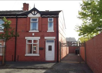 Thumbnail 4 bed terraced house to rent in Carlton Avenue, Rusholme, Manchester